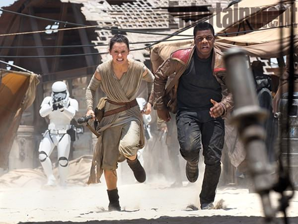 Novas Imagens Star Wars O Despertar da Força 03