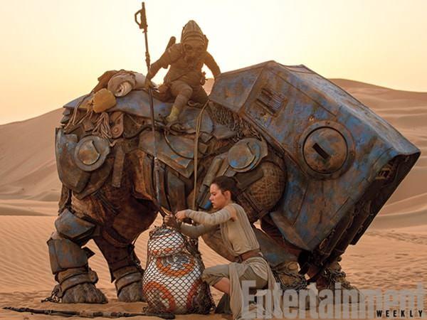 Novas Imagens Star Wars O Despertar da Força 04