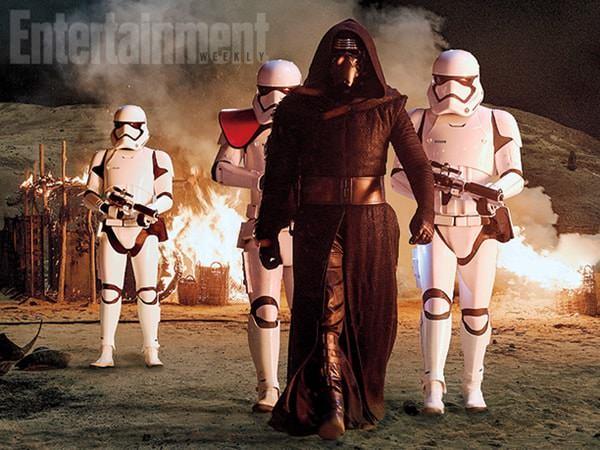 Novas Imagens Star Wars O Despertar da Força 07
