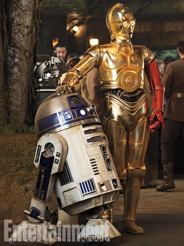 Novas Imagens Star Wars O Despertar da Força 10