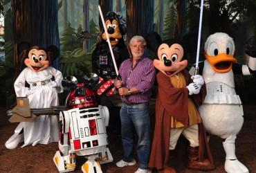 Pesadelo um reboot de Star Wars como um musical feito pelo Disney