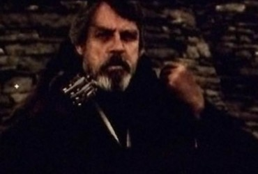 Visual do Luke em Star Wars Despertar da Força 01