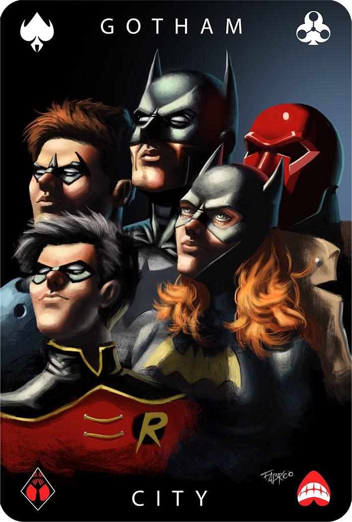 Baralho do Batman 01