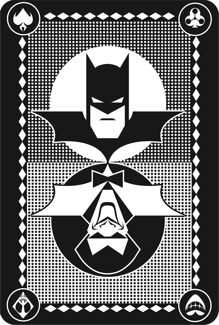 Baralho do Batman 02