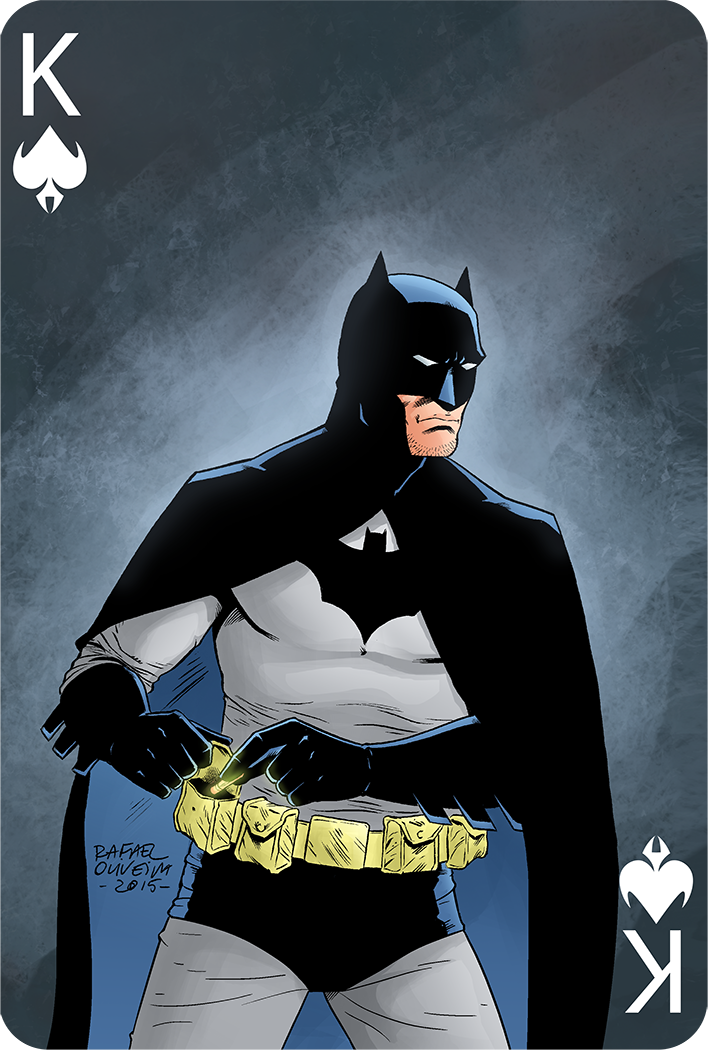 Baralho do Batman 03