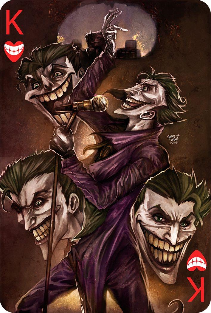 Baralho do Batman 06