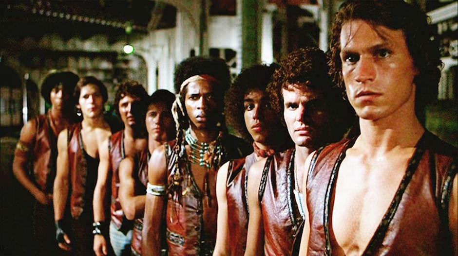 Eu já fui um Selvagem da Noite | Os Warriors, 36 anos depois 01