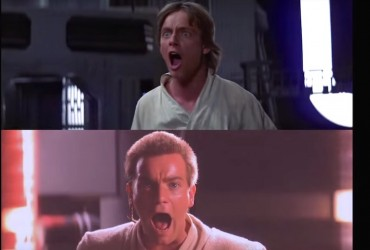 Existe sincronia de fotografia entre os 06 episódios de Star Wars