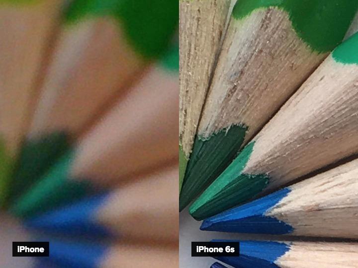 Será que tem muita diferença entre as fotos do 1º iPhone e do iPhone 6S 02