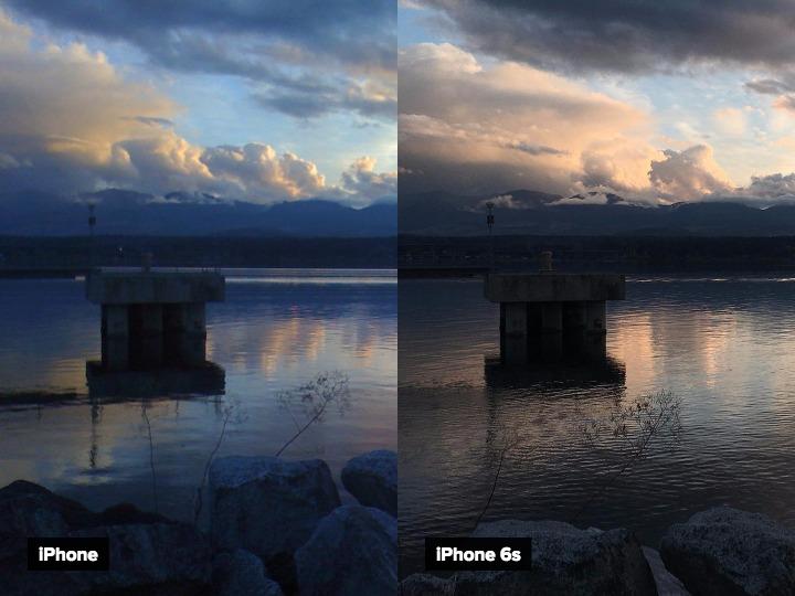 Será que tem muita diferença entre as fotos do 1º iPhone e do iPhone 6S 05