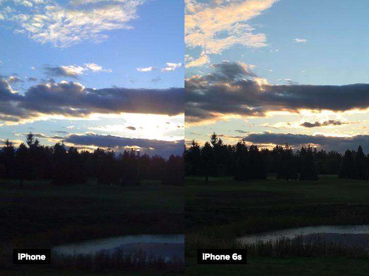 Será que tem muita diferença entre as fotos do 1º iPhone e do iPhone 6S 08