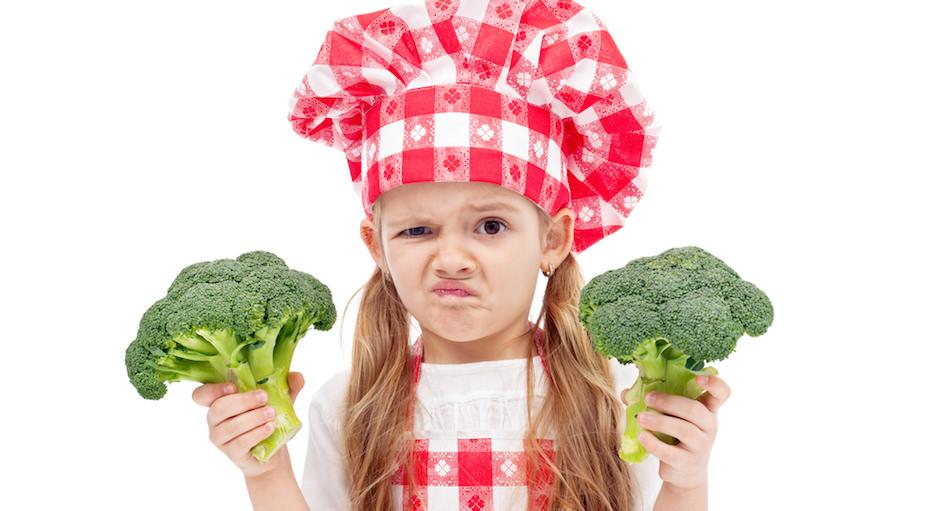 comida saudável crianças neofobia