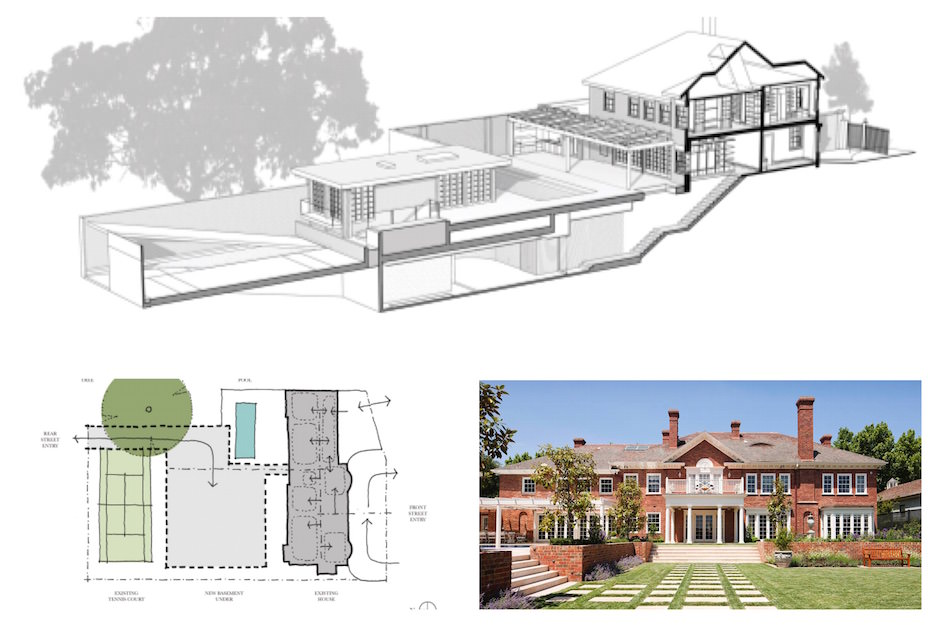 projeto wayne house