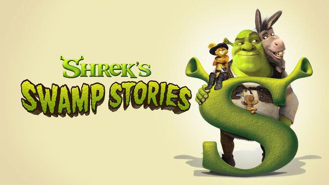 DreamWorks Shrek s Swamp Stories