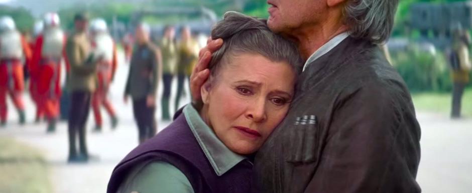 Star Wars O Despertar da Força - Cadê o Luke