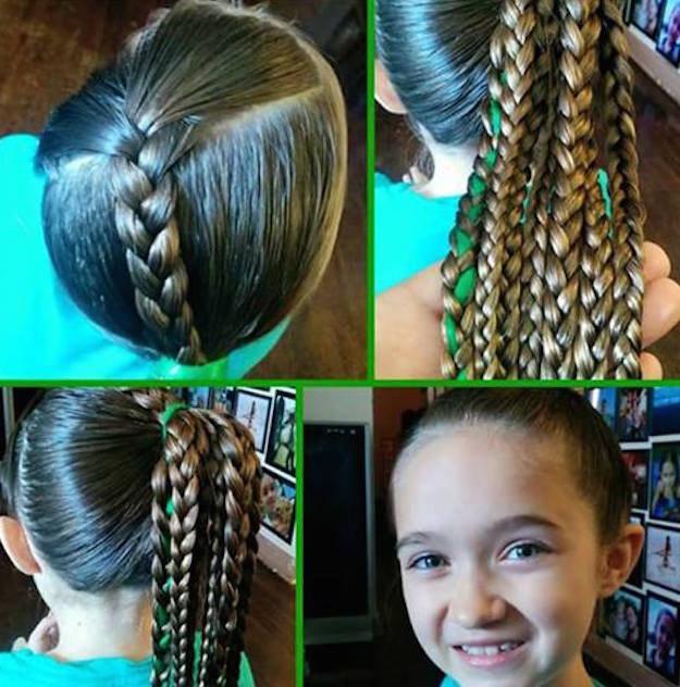 Vou ter de aprender a fazer penteados 02