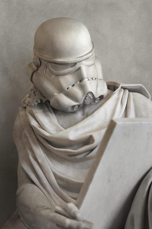 Estátuas Gregas e Romanas de Star Wars 04