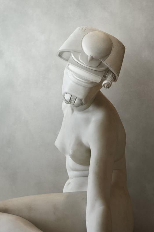 Estátuas Gregas e Romanas de Star Wars 07