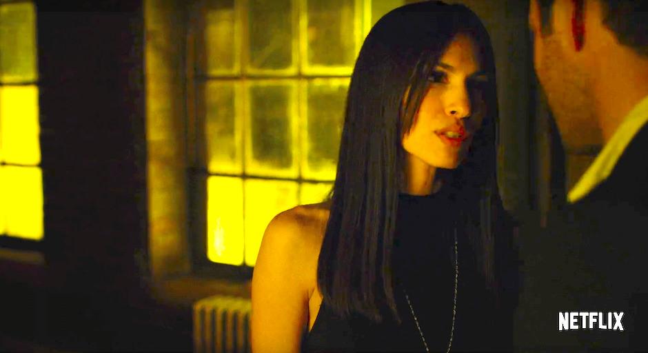 Novo trailer da série Demolidor acabou de sair e olá Elektra