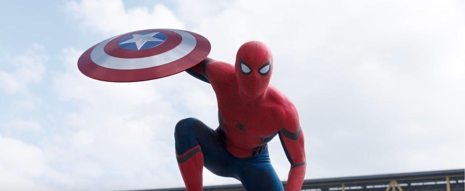 Capitão América Guerra Civil  2 Trailer Homem Aranha