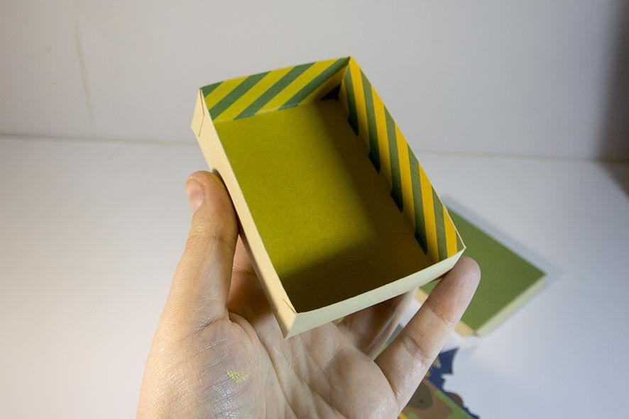 Cartão 3D Zelda - DIY 08