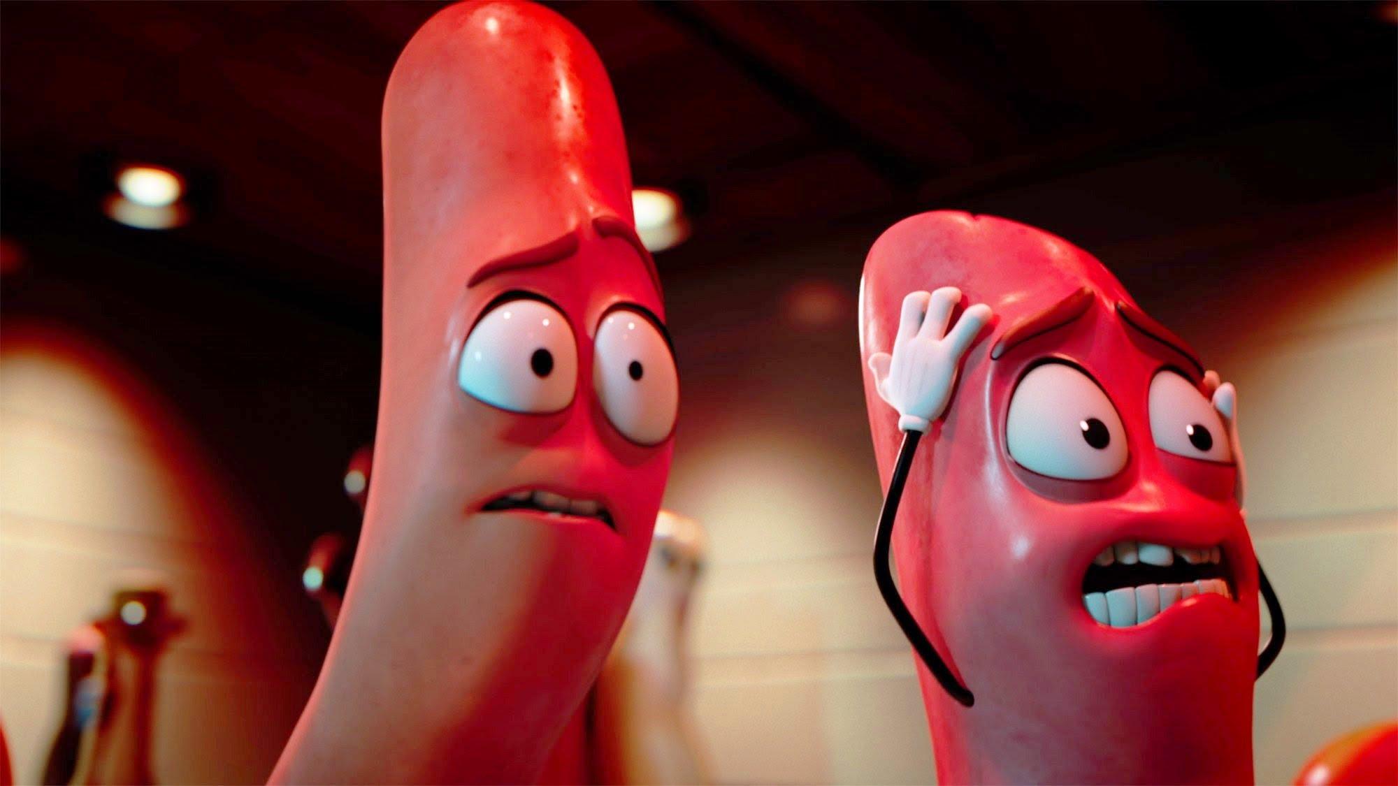 Sausage Party filme 2016 a