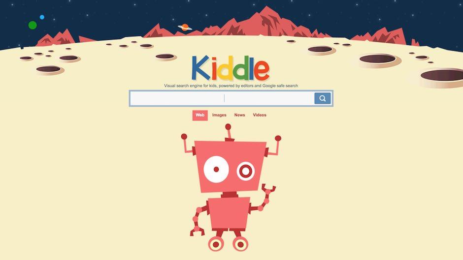 kiddle - sistema de busca infantil
