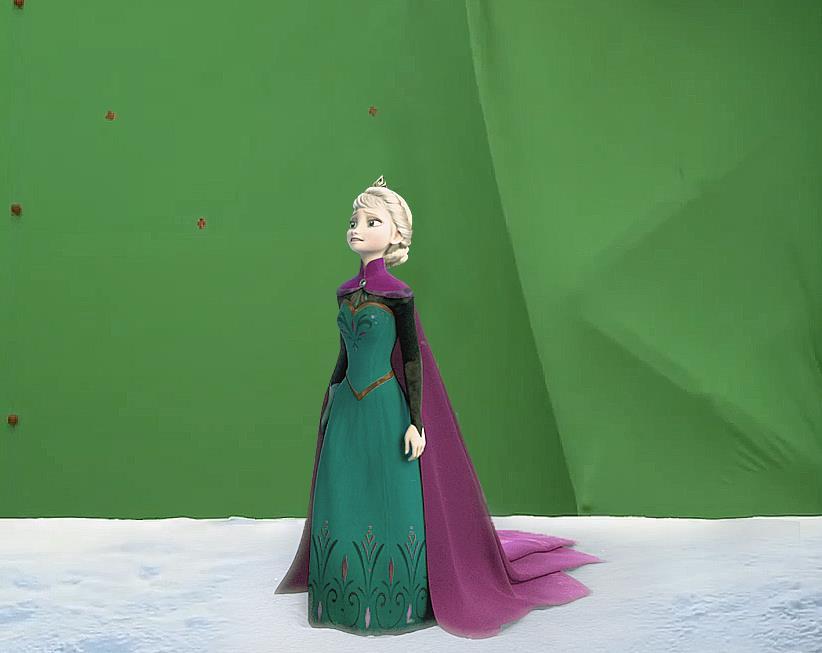 ACABOU A FARSA - Frozen não é uma animação 08