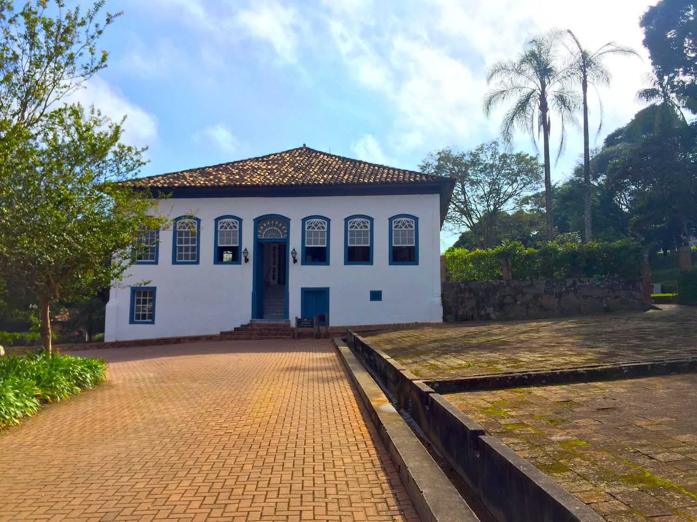Hotel Fazenda Dona Carolina 01