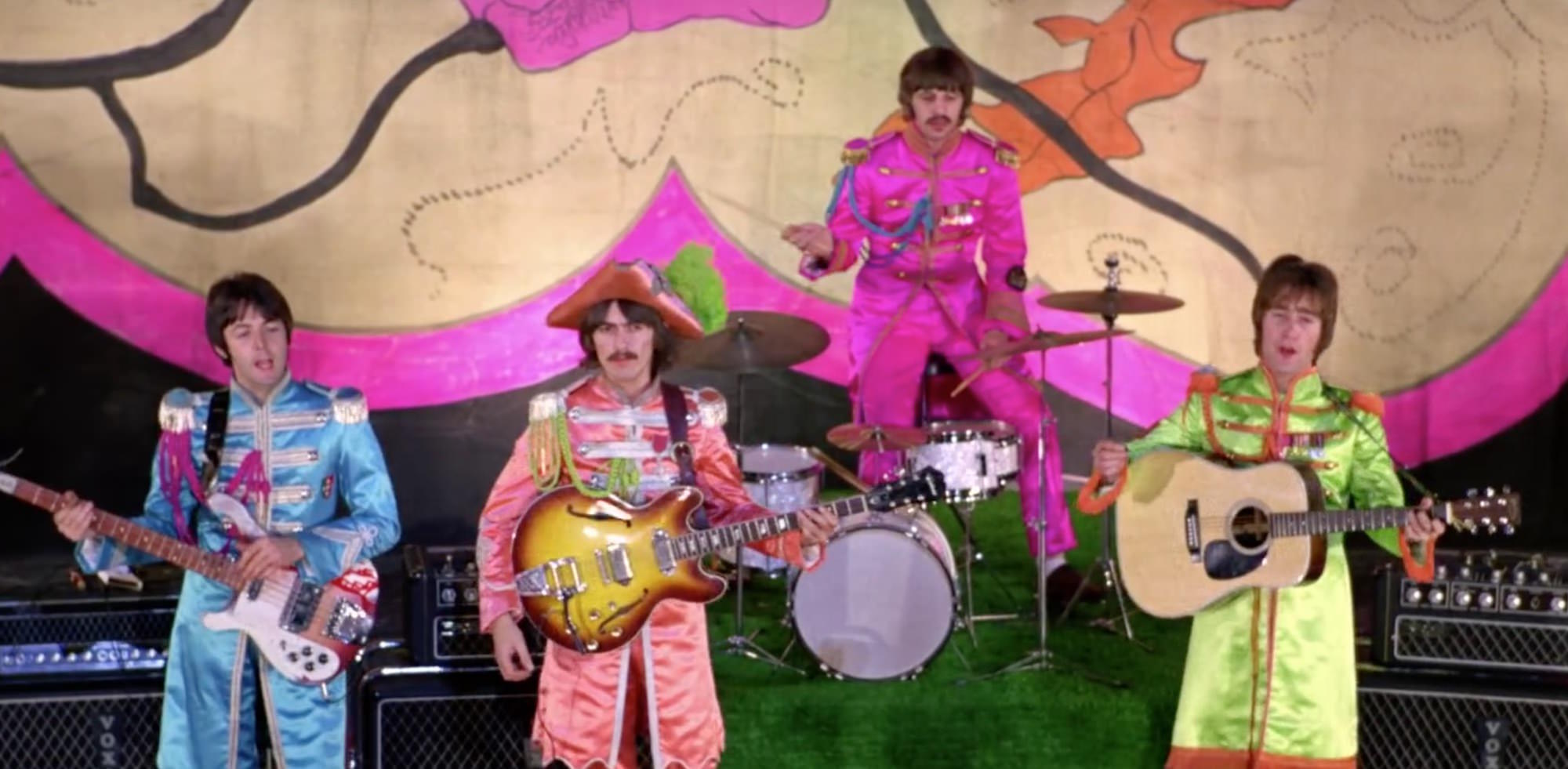 The Beatles - Hello Goodbye