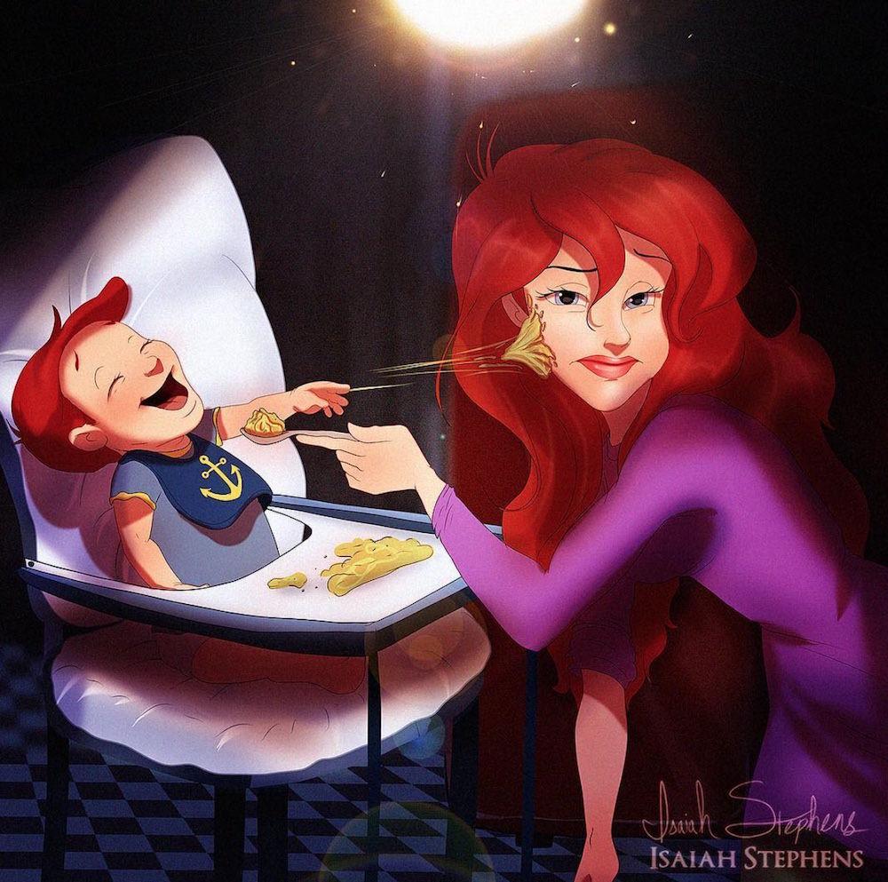 A vida real depois do Felizes para Sempre - Disney 07