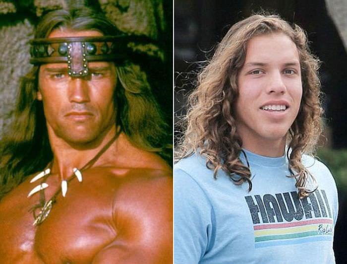 Arnold Schwarzanegger filho