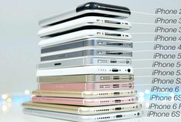 Dos 13 iPhones lançados até hoje qual liga mais rápido