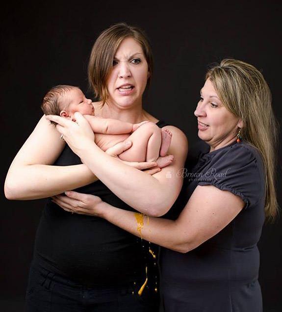 Lembrem-se, recém-nascidos são bem fotogênicos e imprevisíveis 06