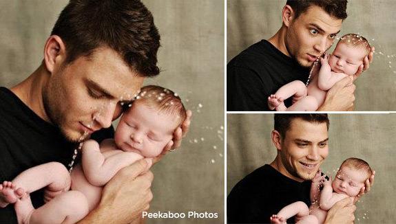 Lembrem-se, recém-nascidos são bem fotogênicos e imprevisíveis 08