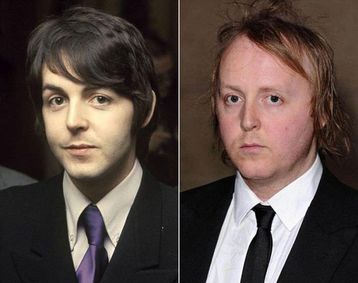 Paul McCartney filho