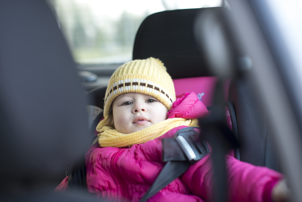 Que tipo de pai se esquece de um bebê dentro do carro 02