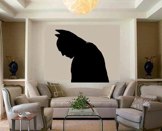 22 ideias para decorar sua casa com o tema do Batman