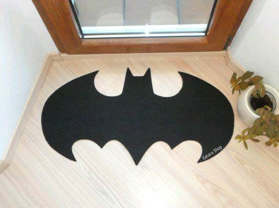 22 ideias para decorar sua casa com o tema do Batman 15