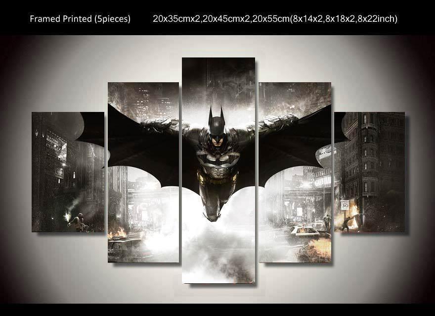 22 ideias para decorar sua casa com o tema do Batman 19