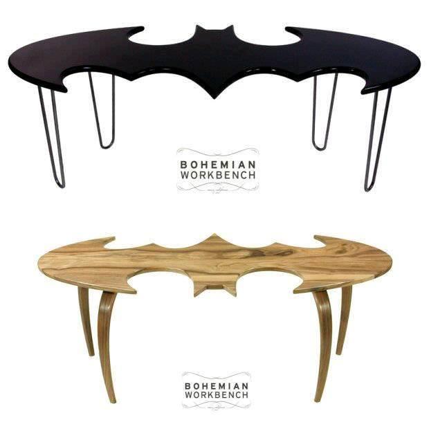 22 ideias para decorar sua casa com o tema do Batman 21