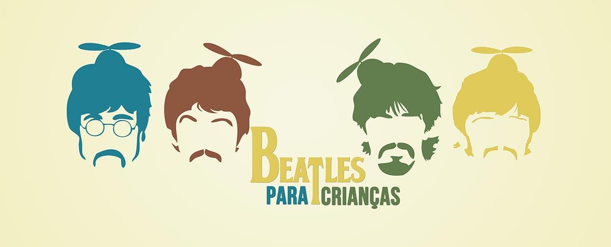Beatles para Crianças e Oficina de Confecção de Instrumentos