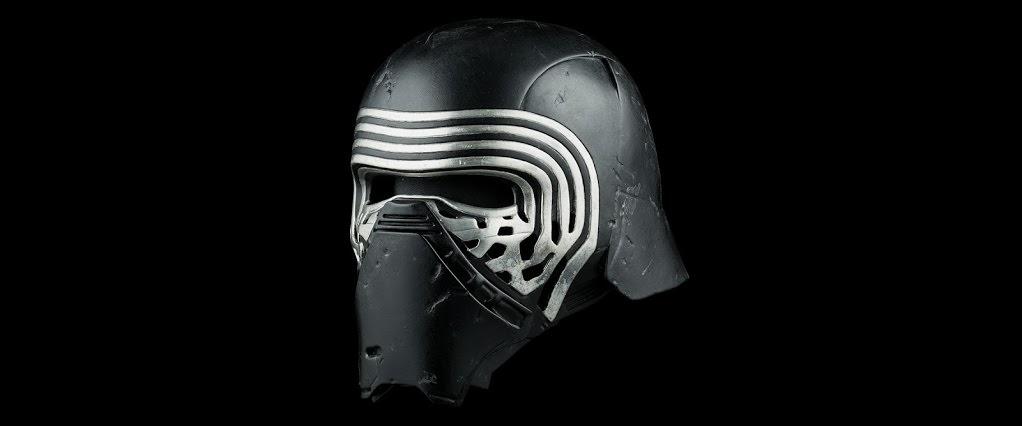 Kylo Ren Helmet 02