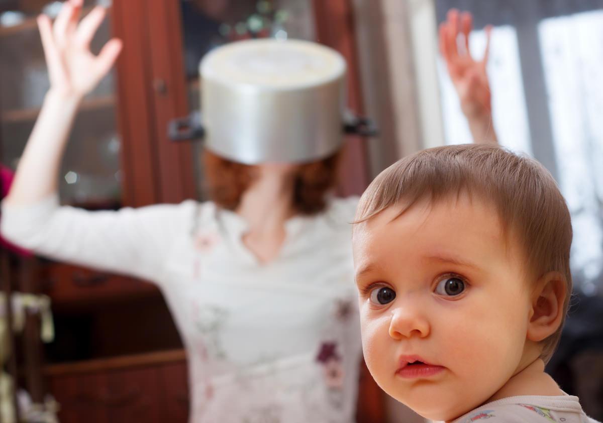 Por que a vida caótica dos pais é excelente para o cérebro 02