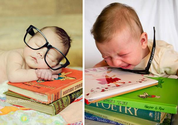 Expectativa e Realidade: Fotografia Newborn 02