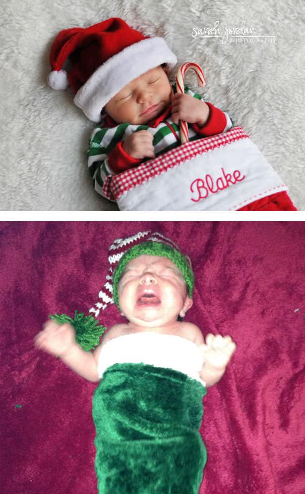 Expectativa e Realidade: Fotografia Newborn 13