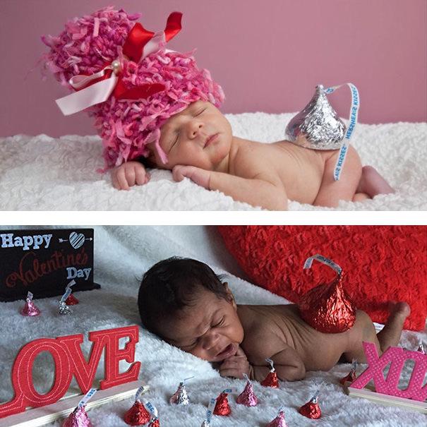 Expectativa e Realidade: Fotografia Newborn 24