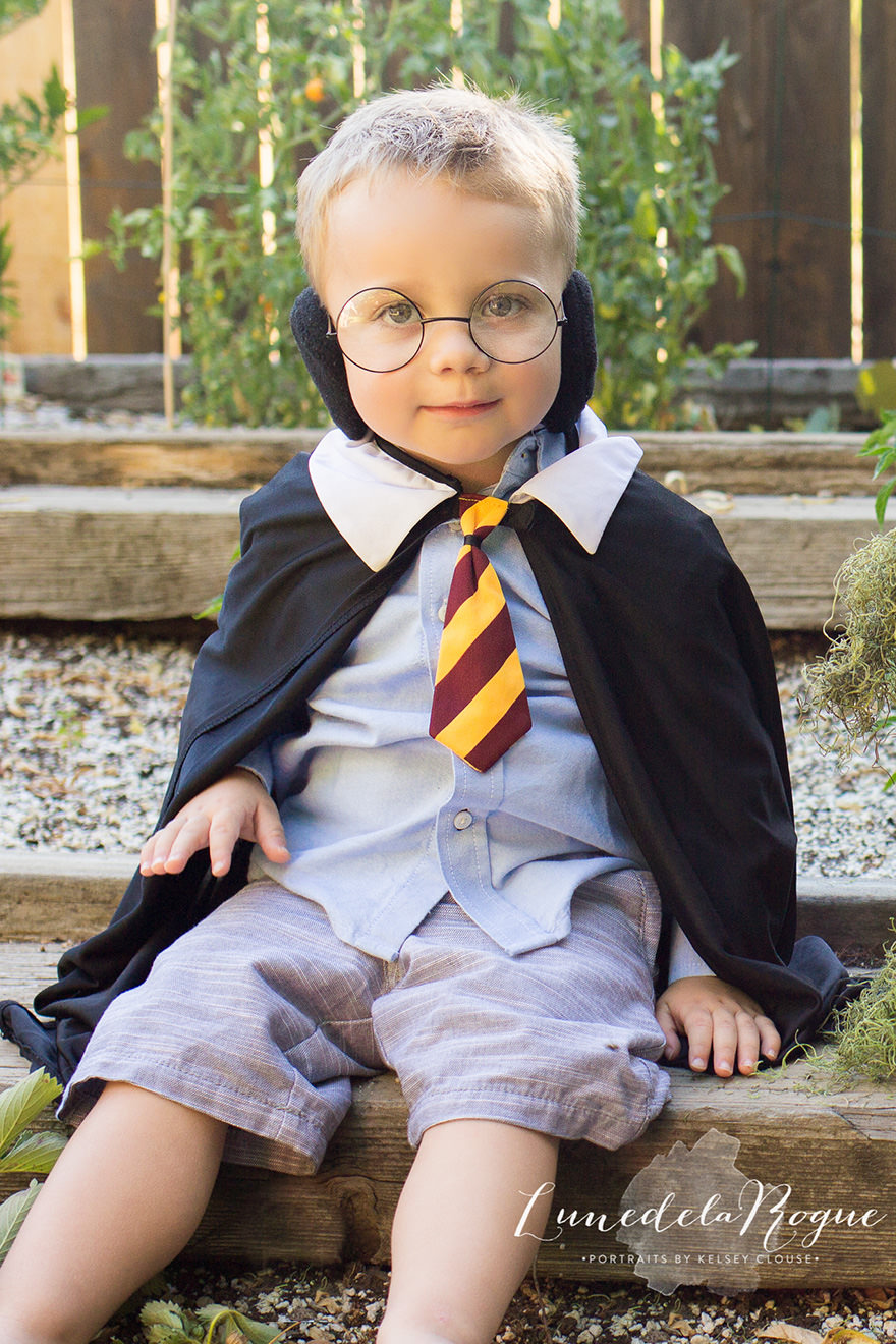 Fotografia Newborn Harry Potter 02