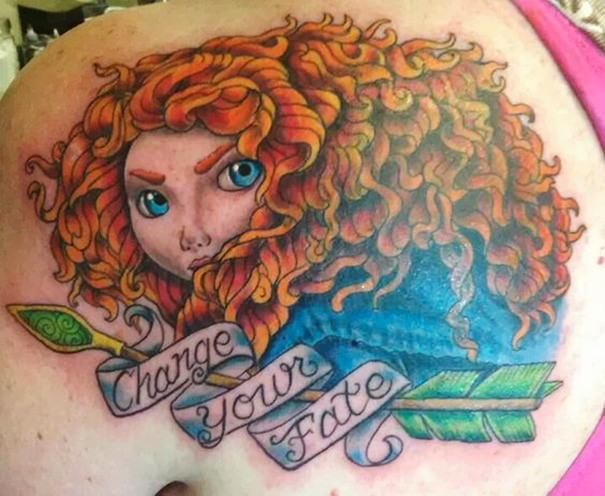 Inspire-se: tatuagens Pixar 04