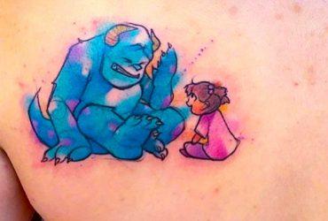 Inspire-se: tatuagens Pixar 10 a
